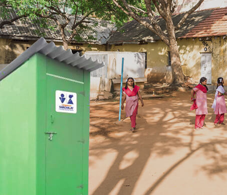 cemply swachalay-innovative green toilet