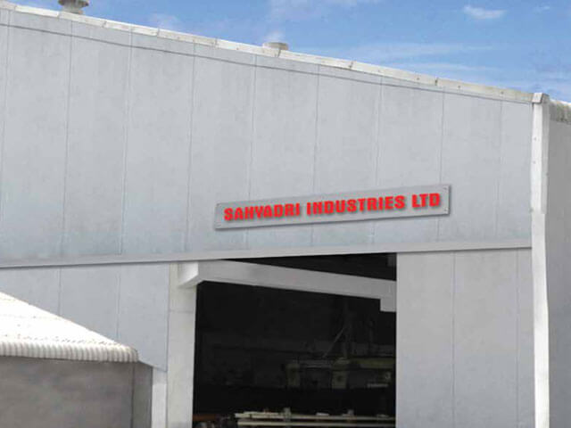 Sahyadri Industries Ltd Factory 1